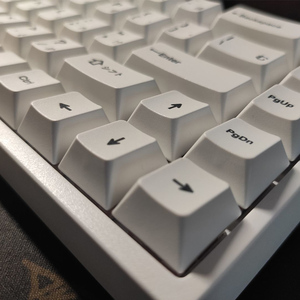Image 3 - Minimalista Bianco Giapponese Keycaps per Keycap Tastiera Meccanica PBT Sublimazione Chiave Cap Cherry Profilo