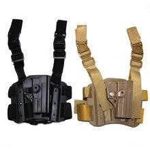 Funda táctica para pistola de Airsoft, cinturón de cintura, mano derecha, muslo, funda de pistola, para Sig Sauer Pro SP2022, SP2009, P220