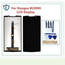 100% test ok Für Doogee BL9000 Lcd Display + Touch Screen Panel Ersatz