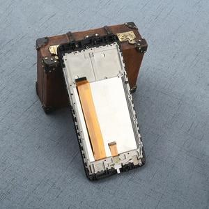 Image 3 - Alesser для Cubot J7 ЖК дисплей и сенсорный экран с рамкой в сборе, запасные части + пленка + Инструменты + клей для телефона Cubot J7