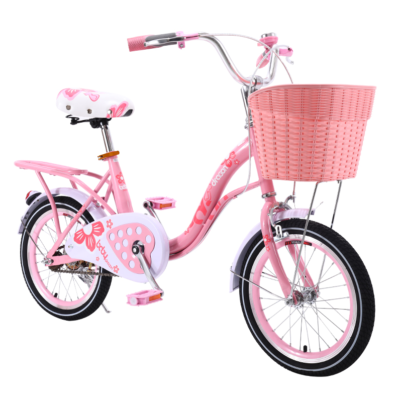 16 /20 Inch Child Bicycle Girl 789 10 / 15 Year Old Pupil Girl Child Car Princess Child Birthday Present