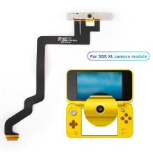 цена на Gamepad Camera Replacement Parts Internal Front Camera Lens Module with Flex Cable for Nintendo 3DS XL