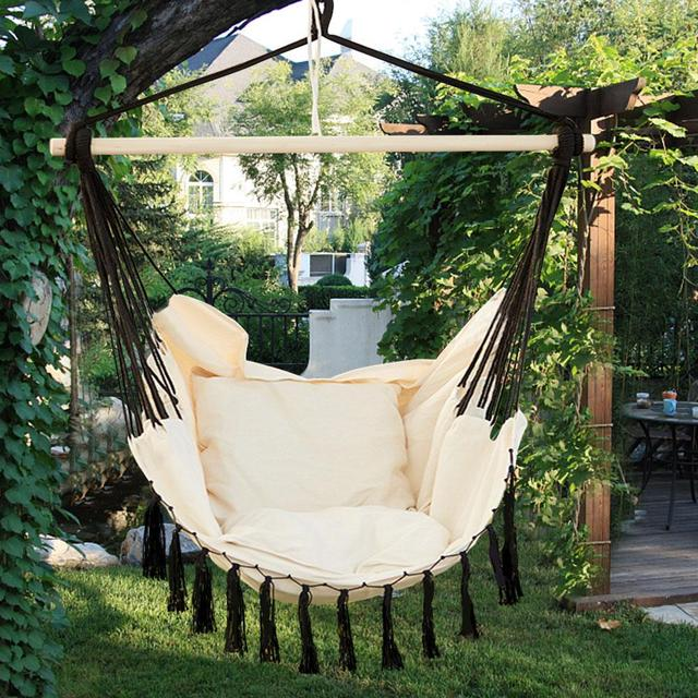 Hammock Chair Garden Swing  1