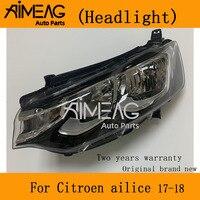 Made for 2017-2018 Citroen ailice headlight  assemblies.The original quality
