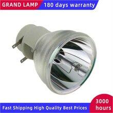 Yeni uyumlu çıplak ampul 5811117576 SVV P VIP190W lambası VIVITEK D516 D517 D518 /D519 projektörler mutlu BATE