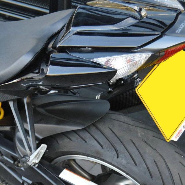 Suzuki GSXR1000 2012-2013 Rear Seat Cowl Black Suzuki OEM Parts