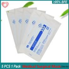 5 10 20 30 50 100 pcs Medical font b Surgical b font font b Mask