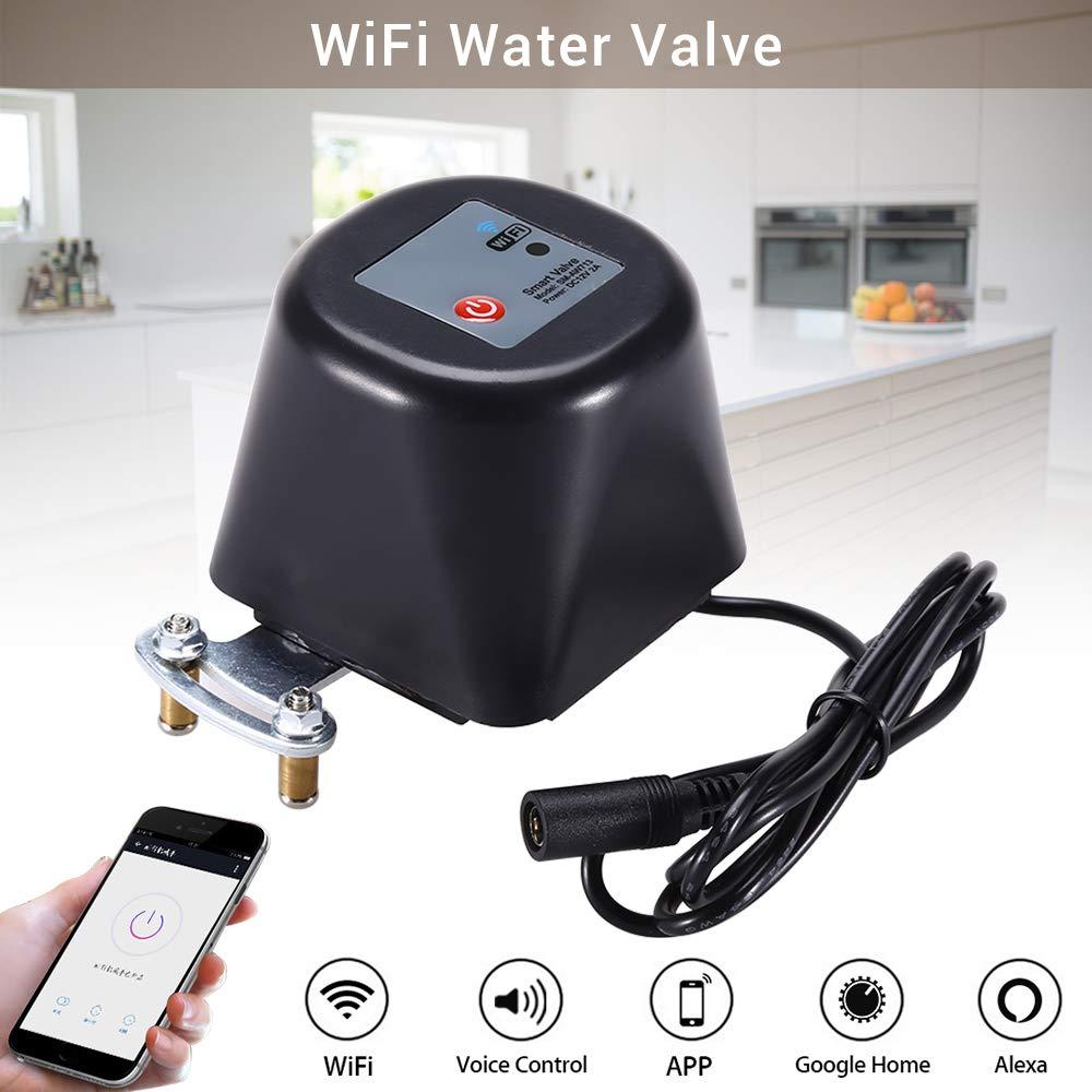 Pompe à gaz intelligente/vanne Tuya pour le travail du gaz avec Alexa, Google Assistant, IFTTT - 3