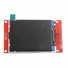 2.8 بوصة 240x320 SPI تسلسلي TFT LCD وحدة عرض Sn مع وحدة تحكم لوحة الضغط IC ILI9341 لـ MCU