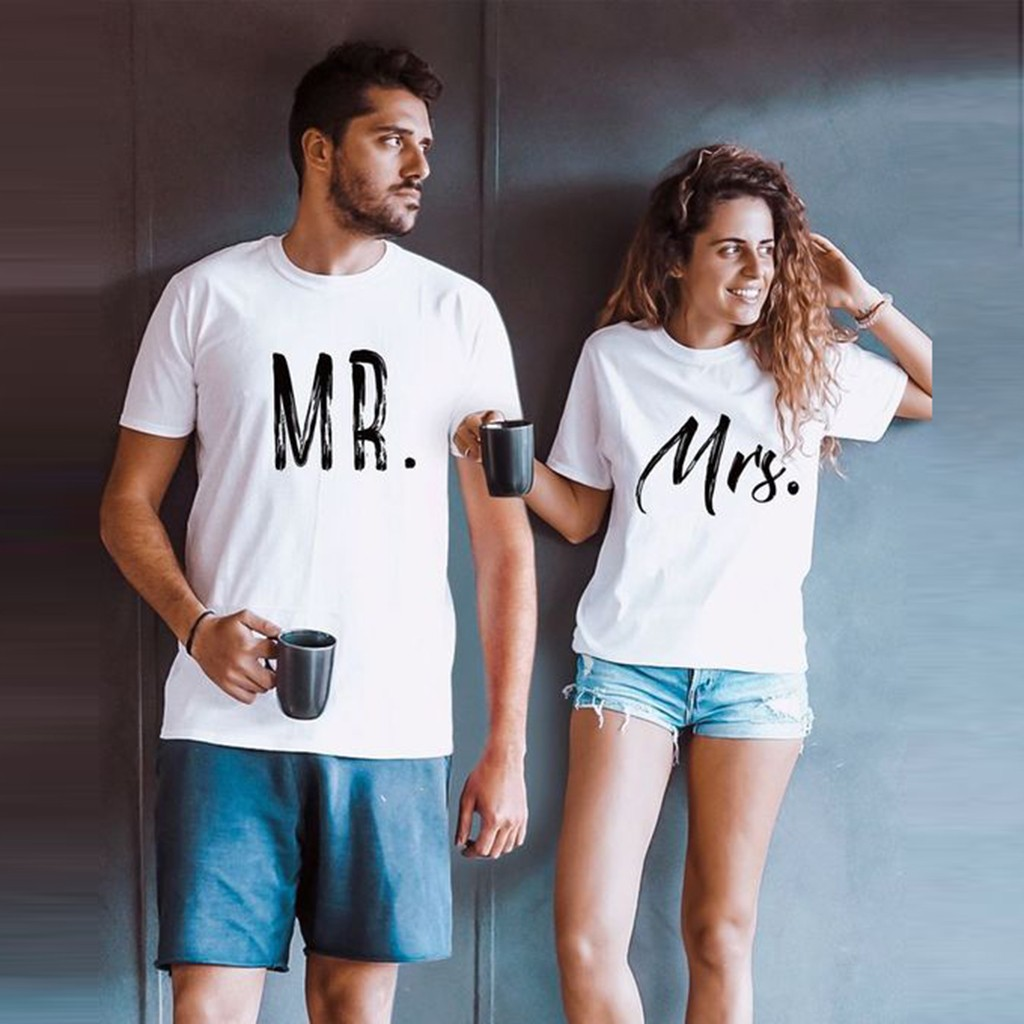 Couple T shirt For Lovers