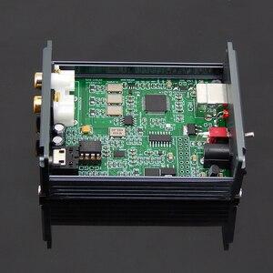 Image 3 - Dekoder PC DAC hifi ES9038Q2M i XMOS u308 wejście USB RCA i 3.5mm wyjście do wzmacniacza DSD PCM dac