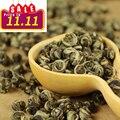 Thé colitas fleur thé supérieur jasmin fleur thé jasmin dragon perle 150g + cadeau livraison gratuite