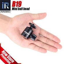Мини штатив b19 с шаровой головкой мобильный телефон смартфон