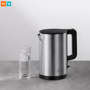 Xiaomi Electric-Kettle Teapot Heating-Pot Mijia Fast-Boiling 304-Stainless-Steel Yunmi