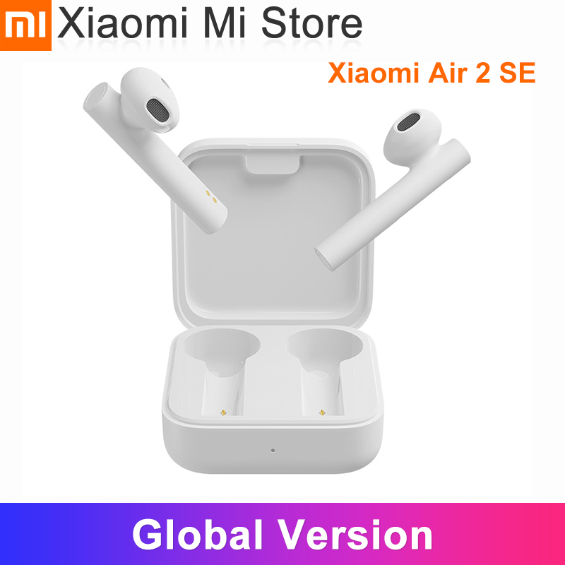 Original Global Version Xiaomi Mi Air 2 Se TWS Wireless Earphone Air2 SE Earbuds AirDots pro 2SE 2 SE 20 Hours Battery Touch