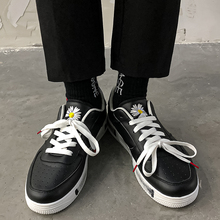 BIGFIRSE Fashion Shoes For Men Brand Breathable Solf