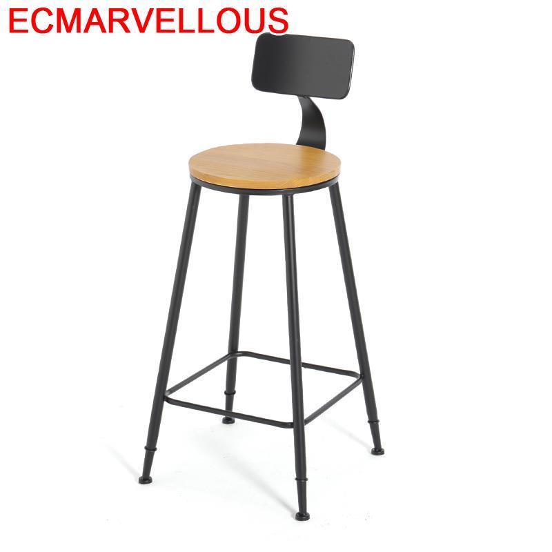 Stoel Cadeira Sedie Sandalyeler Banqueta Todos Tipos Sandalyesi Stuhl Vintage Stool Modern Tabouret De Moderne Silla Bar Chair
