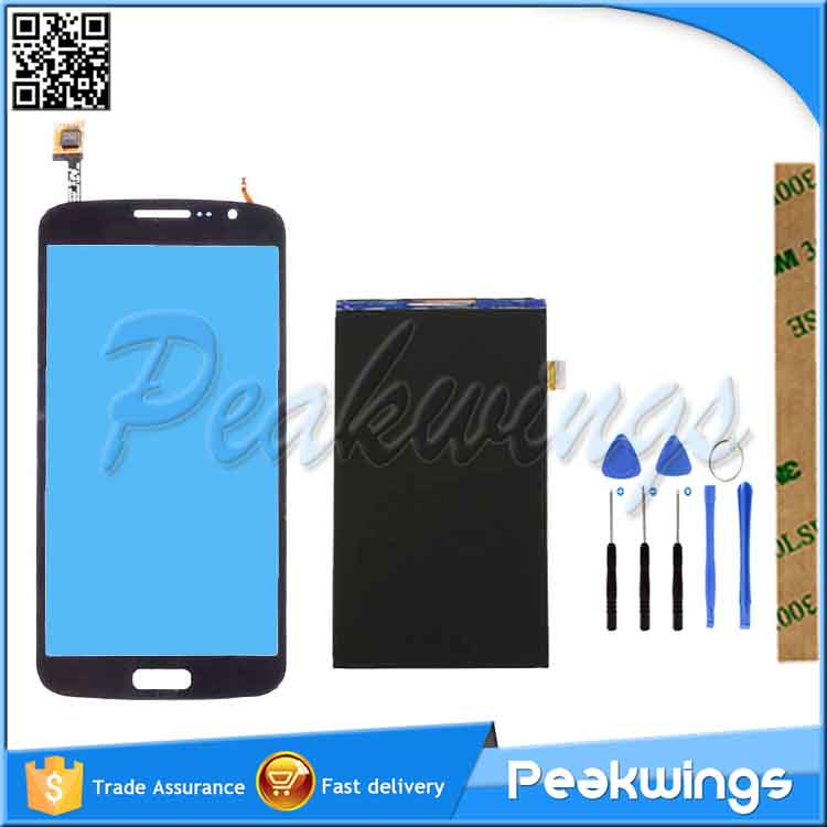 Tested LCD Display For Samsung Galaxy Grand 2 Duos G7102 G7105 G7106 G7108 LCD Display With Touch Screen Separately image