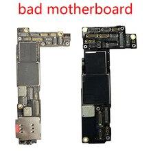เมนบอร์ดไม่ดีสำหรับ iPhone 12Promax 12pro 12Mini Complete Logic Board พร้อม Nand CPU Power Off Mainboard สำหรับซ่อม practice