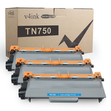 3PK Compatible TN750 TN720 Toner Cartridge Replacement for Brother Brother hl-5470dw hl-5470dwt mfc-8710dw mfc-8950dw mfc-8910dw картридж revcol схожий с brother tn 3385 750 3380 3340 56j 128741 для brother hl 5440d 5445d 5450dn 5470dw 6180dw mfc8520dn 8515dn 8510dn 8710dw 8910dw 8950dtw dcp8110dn 8150dn 8155dn lenovo lj3700d 3700dn 3800dn 3800dw m8600dn 8900dnf