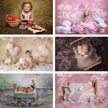 Mehofon צילום רקע ציור שמן פרח מרקם מופשט פרחוני יולדות יילוד תינוק דיוקן צלמניה
