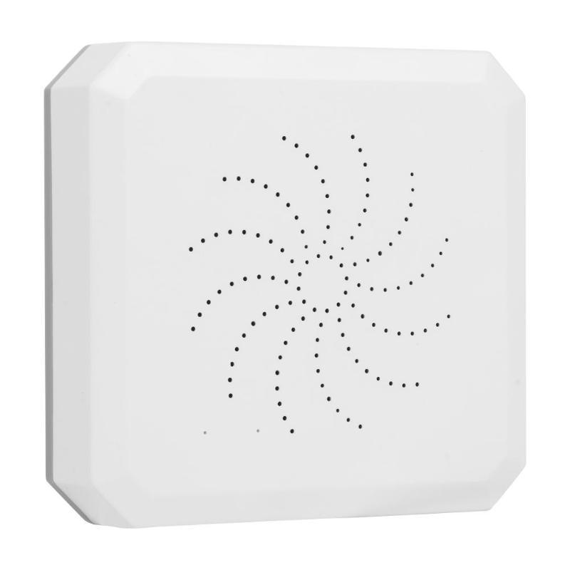 Tuya Gateway Smart Light Control ZigBee Wireless Button Key Wall Switch