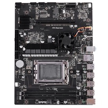 Neue X89 Buchse G34 Praktische Desktop Computer Mainboard mit SATA 2,0 USB 3.0 2 DDR3 1600 16G Motherboard für AMD