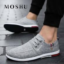 Men Sneakers Summer Canvas Shoes Men