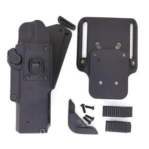 Image 5 - 전술 무기 사냥 집사. 권총 호환, 오른손 측면 사용자를위한 (xh15/xh35/X300UH B 손전등) 로 저장할 수 있습니다.