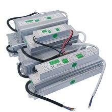 Dc 12v 24 v импульсный источник питания светодиодный драйвер