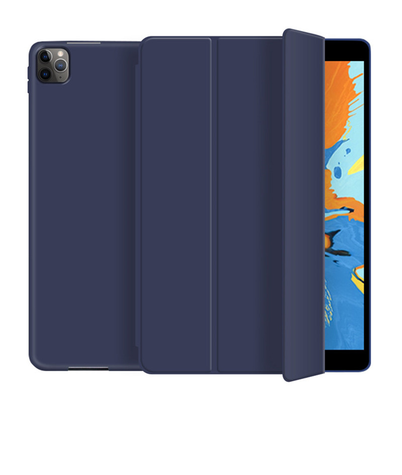 dark blue Navy Blue New for Apple ipad 2020 11inch case A2230 silicone protective cover for ipad pro 11 case