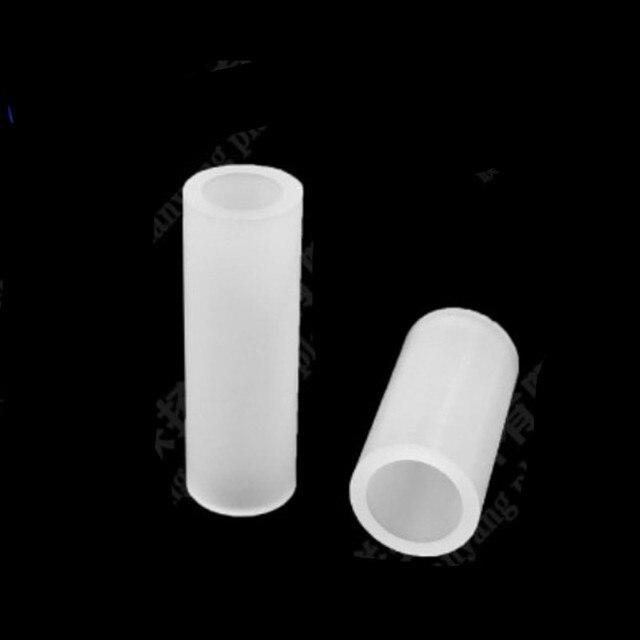 5000 pièces en gros M5.2 blanc Nylon plastique rond métrique entretoise PCB creux entretoise blanc non fileté conseil