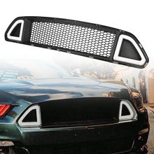 lampy led grill ford mustang