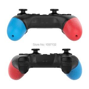 Image 5 - Sem fio bluetooth gamepad para switch pro ns switch pro controlador de joystick de jogo com alça de 6 eixos para nintendo switch console