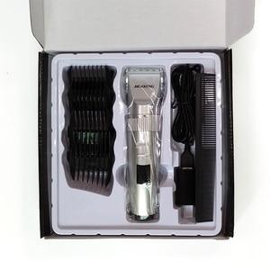 Image 5 - ماكينة قص الشعر الكهربائية من JINDING للرجال والنساء قابلة لإعادة الشحن 110 240 فولت 5h كليبرز لاسلكي