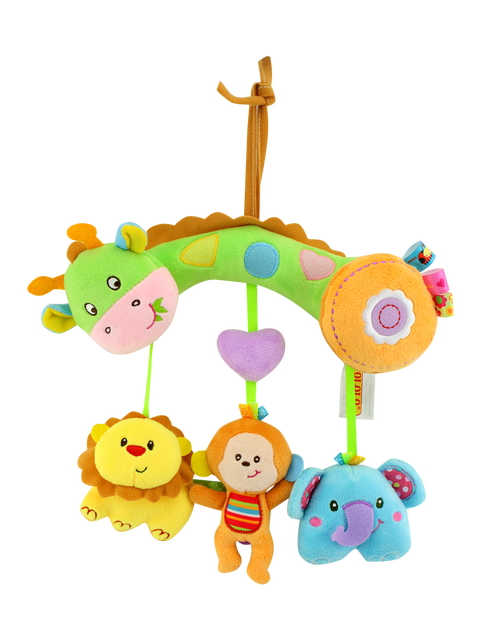 Rattles In The Crib Toys From 0 To 1 Year Or Baby 24 Month 12 Toy For Babies Music Muziek Mobiel Toddler Child S Bed Newborn Baby Rattles Mobiles Aliexpress