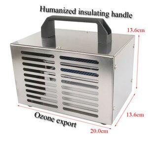 Image 2 - Tragbare Ozon Generator 220V 24g ozonisator Luft Reiniger Sterilisation Reinigung Ozono Generator Deodorant Desinfektion ausrüstung