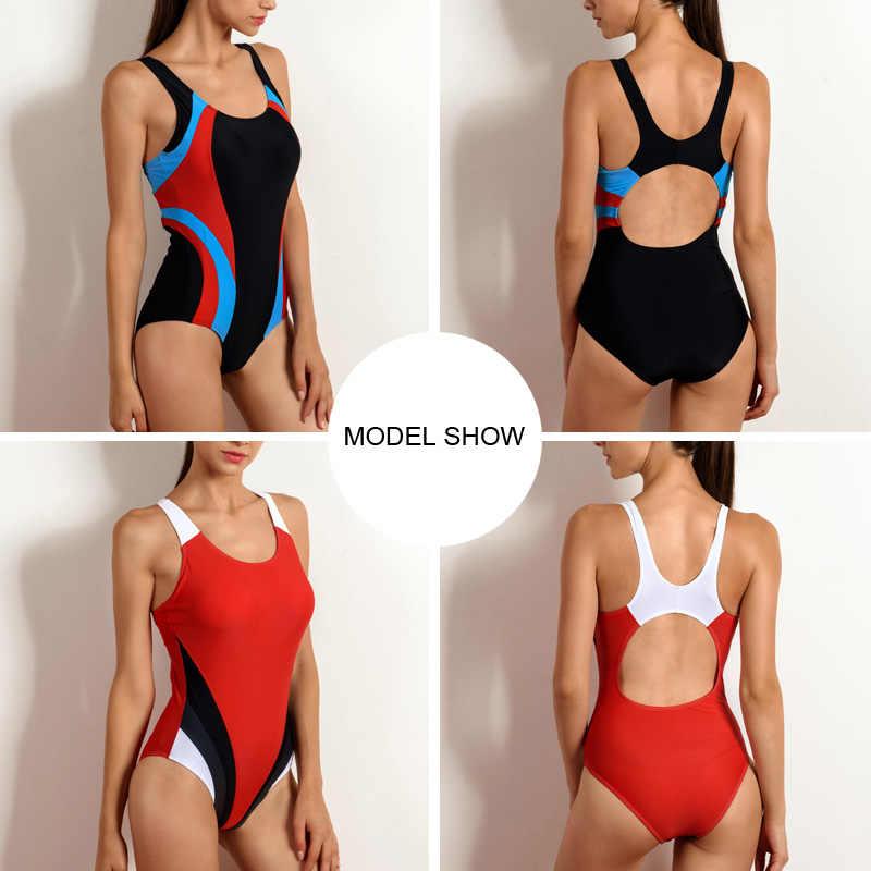 INGAGA, спортивный сдельный купальник, 2019, для соревнований, купальник для женщин, профессиональный плавательный костюм для женщин, купальные костюмы со спинкой-Борцовкой