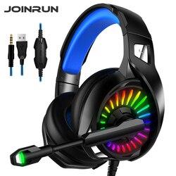 Игровые наушники A20 PS4, 4D стерео RGB гарнитура с микрофоном для нового игрового приставки Xbox One/ноутбука/компьютера, планшета