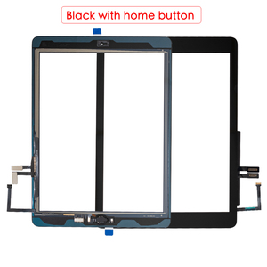 Image 2 - 10pcs/lot By DHL For iPad Air 1 Touch Screen Digitizer  Outer Glass Panel Repait Parts A1474 A1475 A1476