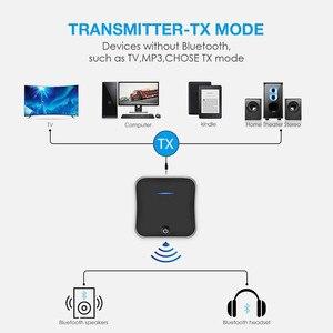 Image 2 - 2 In 1 Bluetooth 5.0 Receiver / Transmitter Digital Optical TOSLINKและ3.5มม.ไร้สายสำหรับทีวี/homeระบบสเตอริโอ