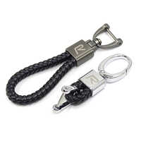 High quanlity keychain FOR Volvo RDESIGN R DESIGN Keyring for Volvo V70 XC60 S60 V60 V40 XC90 keychain Car accessories