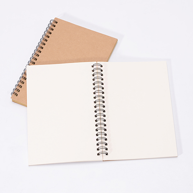 Sketchbook Diary Drawing Painting Graffiti Small 12*18cm Soft Cover Blank Paper Notebook 6