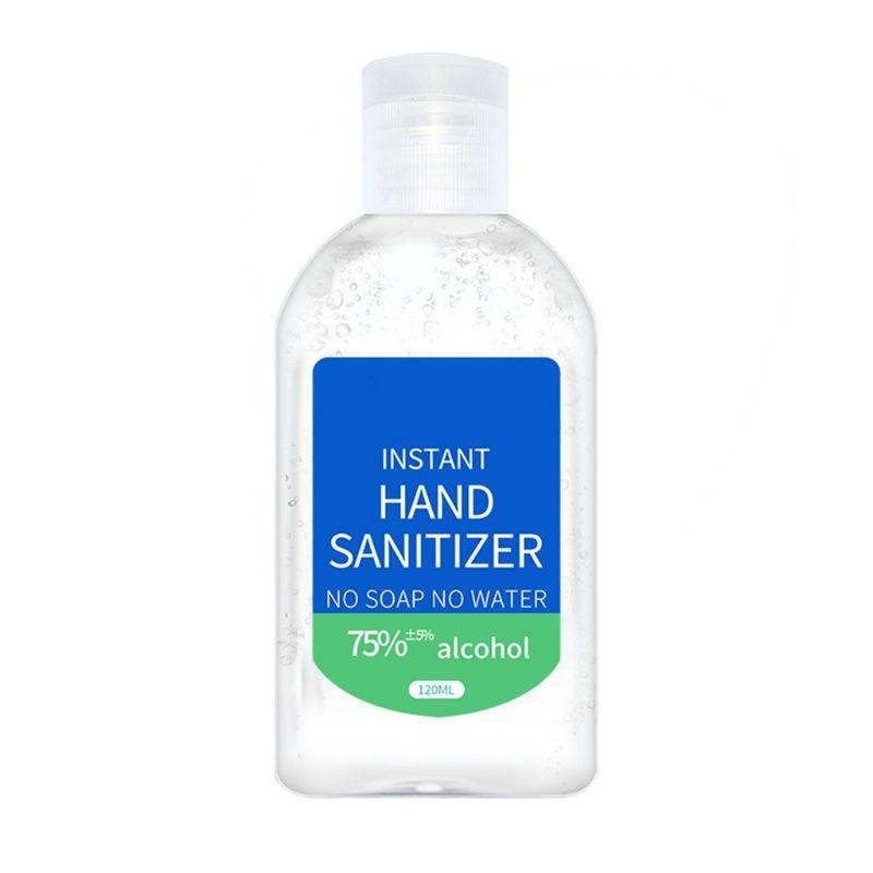 120ml Refreshing Hand Gel Antibacterial Gel Hand Sanitizer Disposable Hand Sanitizer