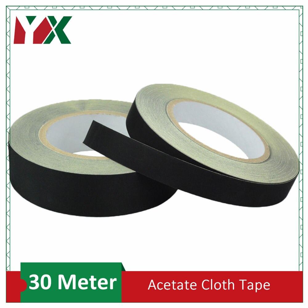 New Teflon Adhesive Tape Cloth Hi-Temp High Temperature Insulate 15mm*30m 1pcs