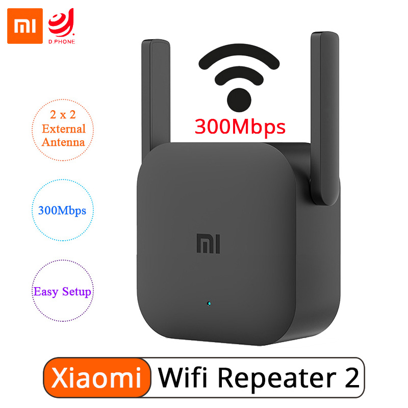 Xiaomi Repeater Wifi Range-Extender Amplifier Pro Wireless Router Global-Version Signal