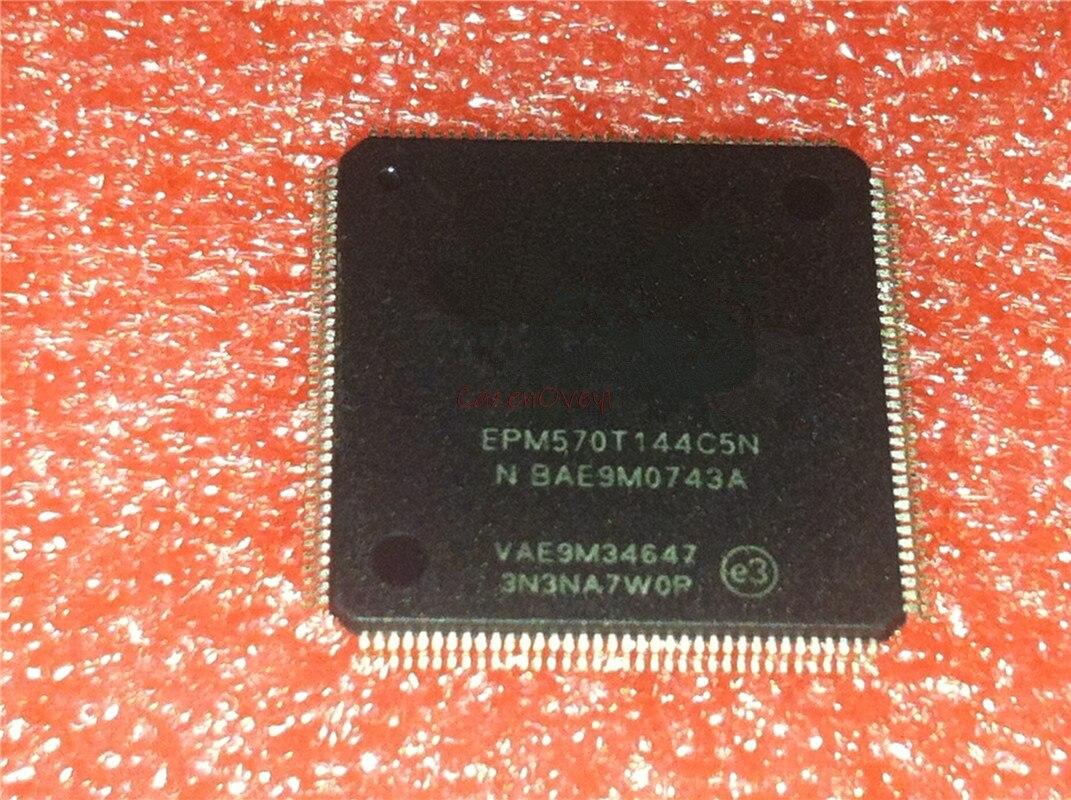 1pcs/lot EPM570T144C5N EPM570T144C5 EPM570T100I5N EPM570T144 EPM570 TQFP-144 In Stock
