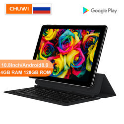 Оригинальный CHUWI Hi9 Plus планшет MediaTek Helio X27 Дека Core Android 8,0 4GB RAM 64GB ROM экран 2k двойной 4G Tablet 10,8 дюймов