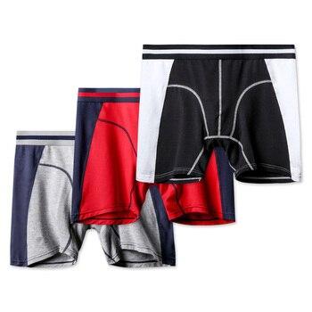 New Men Underwear Boxers Long Leg Short Boxer Homme Panties Calzoncillos Men's Boxershorts Man Heren Ondergoed Lange Pijpen XXXL - discount item  35% OFF Men's Underwears