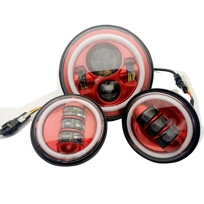 Headlight For Universal Motorcycle Parts 7